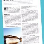 River cruise companies